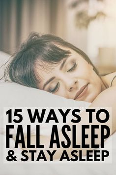 How to Fall Asleep Quickly: 15 Tips to Banish Insomnia & Feel Rejuvenated. Natural Remedies For Insomnia And Anxiety How To Fall Asleep Quickly, Ways To Fall Asleep, How To Stay Asleep, Insomnia Remedies, Cant Sleep Remedies, Natural Sleep Remedies, Ginger Benefits, Go To Sleep, Sleep Better