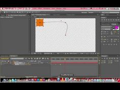 After Effects CS5 Tutorial - Basic Keyframing & Motion Graphics - YouTube