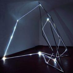Carlo Bernardini - La Luce Che Genera Lo Spazio (The Light That Creates Space), 2009-2010.