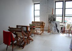 APORTA MILL/STUDIO/WORKSPACE Chicago, IL