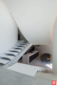 No Hand Rails Needed   Stairs, Designs Of Stairs Inside House, Home Stairs  Ideas, Staircase Design Ideas, Modern And Retro Staircase Designs For Big  And ...