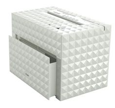 stylish shredder..comes in black, white and PINK