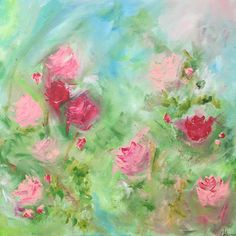 View Ring A Ring A Roses by Lucy Moore. Browse more art for sale at great prices. New art added daily. Buy original art direct from international artists. Shop now
