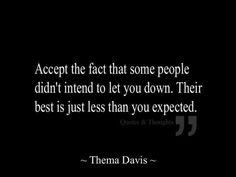 Thelma Davis. Wisdom