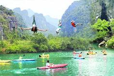 Tour Du lịch Quảng Bình Giá Rẻ Cùng YOLOTravel