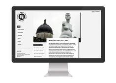 Label «Kultur inklusiv » Culture incluse» Responsive Website,  Design & Development: fugu GmbH Website Design, Monitor, Electronics, How To Make, Culture, Consumer Electronics