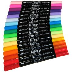 markers | ... markers anyone know where can i get fabrico markers are these markers