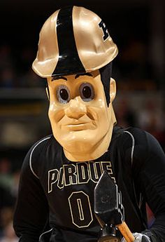 Fox Sports has named Purdue Pete as the 6th best mascot for the 2012 NCAA Basketball Tournament. Go Pete!