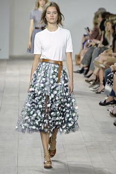 Michael Kors Spring 2015 Show | New York Fashion Week | POPSUGAR Fashion