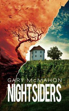 """#1141. """"Nightsiders""""  ***  Gary McMahon  (2013)"""