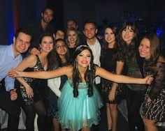 Parabéns Lari!!!!!! A festa ontem foi incrível! Com certeza vai ficar na memória de todos pra sempre! #festade15 #15anos #parabens #fotodeontem