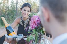 Photography: 3photography - 3photography.ca/  Read More: http://www.stylemepretty.com/canada-weddings/2014/03/31/romantic-desert-engagement-shoot/