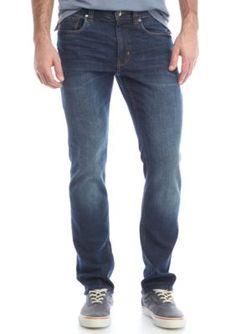 Tommy Bahama Silver Indigo Carmel Vintage Jeans