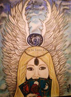 Custom Drawing by Luna Designs Studio