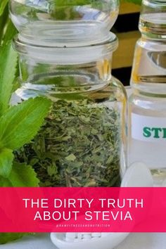 Is stevia all it's cracked up to be? Here's the truth about stevia.  #stevia #steviaplant #naturalsweetener Healthy Herbs, Healthy Foods To Eat, Medicine For Burns, Glucose Intolerance, Effects Of Sugar, Sweet Blossom, Sugar Consumption, Gut Health, Health Care