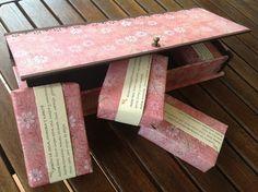 Caja-regalo con cuatro jabones