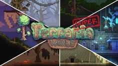 Super Terraria World - Official Trailer [A standalone RPG mod for Terraria which adds Skills Quests NPCs Items new gameplay and more] X-Post from /r/Games and /r/Terraria