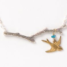 Frolick Bird of Hope Necklace on sneakpeeq MUSTHAVE!!!! ($88 retail, $39.90 on sneakpeeq)