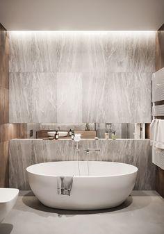 Liberty on Behance Bathroom Design Luxury, Modern Bathroom Design, Bath Design, Restroom Design, Bathroom Design Inspiration, Bathroom Toilets, Washroom, Toilet Design, Classic Bathroom