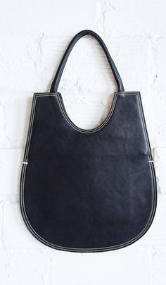 RTH Egg Bag  Black c566de303853
