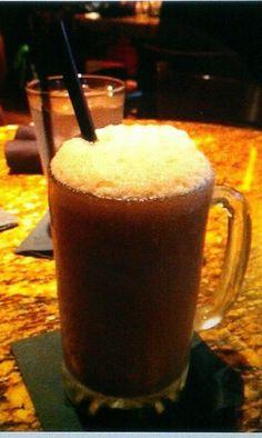 Irish RootBeer - Jameson Irish Whiskey, Baileys Irish Cream, Bols Butterscotch Schnapps and BJ's handcrafted root beer.