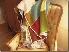 Comfort Blanket tutorial