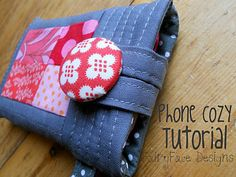Phone Cozy Tutorial
