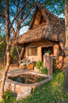 Musango Safari Camp -- Luxury Safari Camp -- Zimbabwe http://musangosafaricamp.com