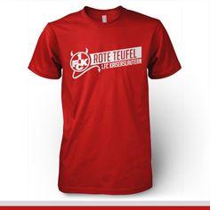1 FC Kaiserslautern Germany T-shirt Rote Teufel - Pandemic Soccer
