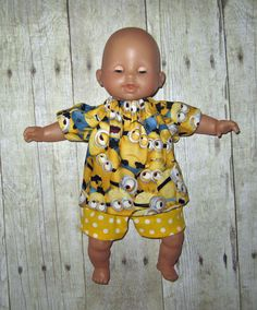 Corolle Tidoo Or Calin Doll  Baby Alive Doll by Dakocreations