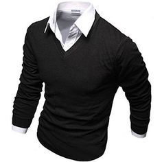 Today's Hot Pick :Solid V-Neck Long Sleeve T-Shirt http://fashionstylep.com/P00000BL/bong8/out High quality Korean fashion direct from our design studio in South Korea! We offer competitive pricing and guaranteed quality products. If you have any questions about sizing feel free to contact us any time and we can provide detailed measurements.