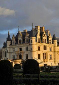 Château de Chenonceau, Vallée de la Loire, France