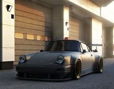 .Sweet Porsche.  .Wanted one of these REALLY bad after watching Bad Boys I.