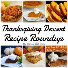 Thanksgiving dessert