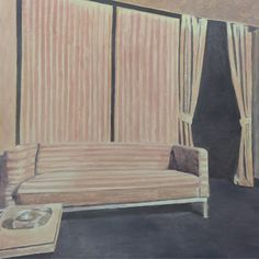 #latergram#art#artaddict#contemporaryart#instaart#artilike#painting#interior#exhibition#zenoxgallery#scramble#luctuymans