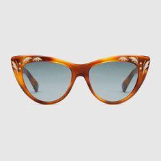 Gafas de sol de ojo de gato