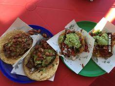 I drove down to Tijuana, Mexico for Tacos