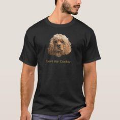 Cocker Spaniel t-shirts  cocker spaniel puppies, charles spaniel puppies, cocker spaniel mix puppies #cockerspaniel #cockerspanielinglese #cockerspanielnetwork, back to school, aesthetic wallpaper, y2k fashion Black Cocker Spaniel Puppies, Spaniel Puppies For Sale, Golden Cocker Spaniel, Clumber Spaniel, New T Shirt Design, Christian Clothing, Cat Shirts, Tshirt Colors, Fitness Models