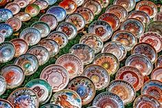 The ancestral craftsmanship of Horezu