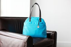 Lo  Sons - The O.G. travel bag in sky blue