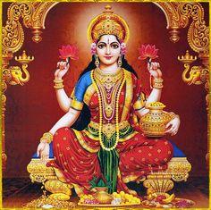 She is the wife and shakti (energy) of Vishnu, one of the principal deities of Hinduism and the Supreme Being in the Vaishnavism Tradition Lakshmi Photos, Lakshmi Images, Saraswati Goddess, Saraswati Photo, Kali Goddess, Lord Ganesha Paintings, Indian Goddess, Lord Vishnu Wallpapers, Krishna Art