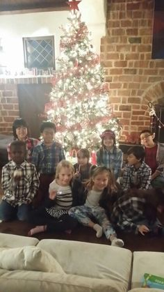 How hard can it be to get 10 kids to take a decent photo?