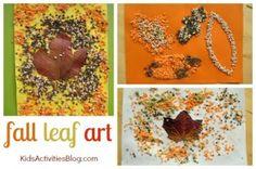 fall leaf art 1
