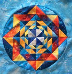 The Almost-Fractal Mandala