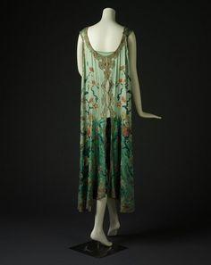1926-1928 - Eugenie & Juliette. Silk?