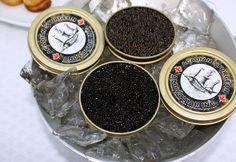 Acadian Caviar Server