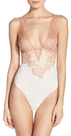 Pin for Later: 33 Pieces of Lingerie Perfect For Your Wedding Night  La Perla Privilege Bodysuit ($374)