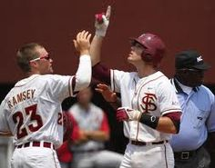 FSU Baseball players James Ramsey and Jayce Boyd LOVE THEM BOTH!  They will both be missed.  God Bless and Good Luck!