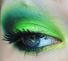 green faerie inspiration - love the yellow to lime to green to forest colors...
