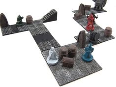 With 3D printing, tabletop gaming can now incorporate impressive home-produced props and game components.